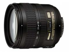 Nikon lens AF-S DX Zoom-Nikkor 18-70mm f/3.5-4.5G IF-ED