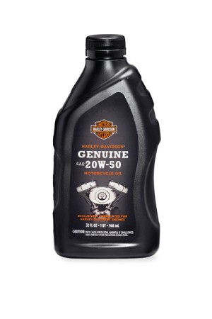 Harley-Davidson Genuine HD 360 Engine Oil 20W 50 1 tr