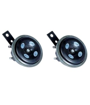 Hella - TT Disc Type Horn - Set Of 2Pcs