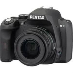 Pentax K  r Black SLR Digital Camera