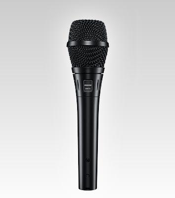 Shure SM 87- A Vocal Microphone