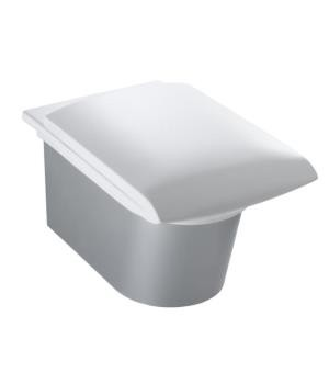 Kohler Stillness wall hung toilet with Quiet-Close seat and cover - K-2537W