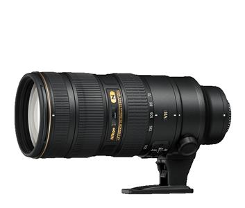 Nikon AF-S NIKKOR 70-200mm f/2.8G ED VR ?