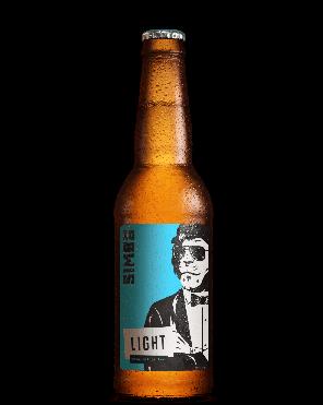 Simba Roar Edition Light Premium Lager beer 650ml