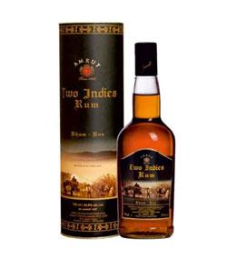 Amrut Two Indies Rum 750ml