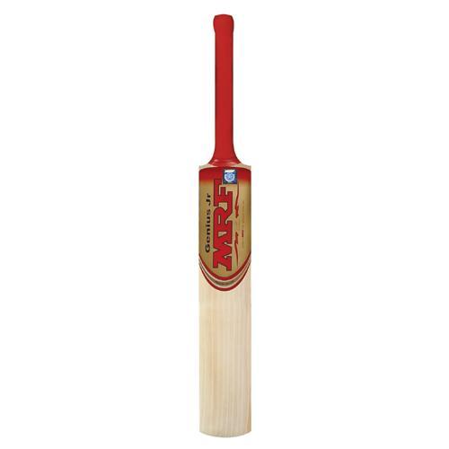 MRF Genius Junior English Willow Cricket Bat
