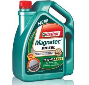 Castrol Magnatec Engine Oil 15W - 40