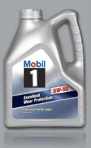Mobil1 Synthetic Diesel Engine Oil 5W-50W l tr
