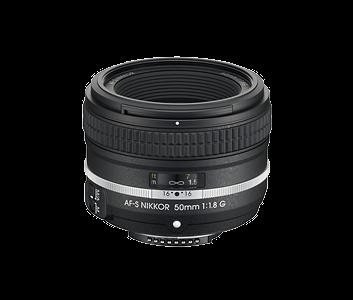 Nikon AF-S NIKKOR 50mm f/1.8G Special