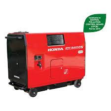 Honda Portable Generator EX2400S Silent Series