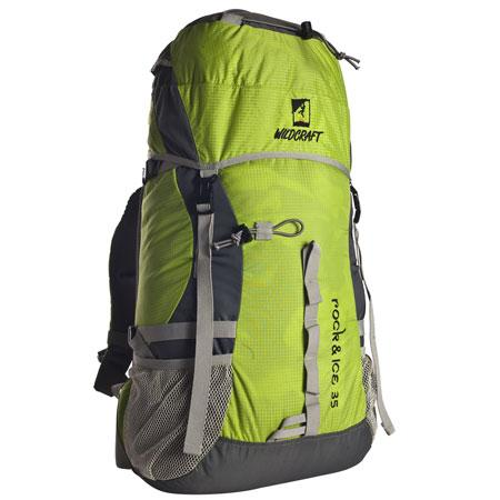 Wildcraft Rock And Ice Top Loading Rucksack