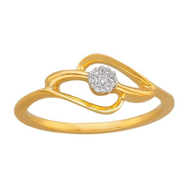 Gili IRL658 Ladies Ring 18KT Y Gold 2.3