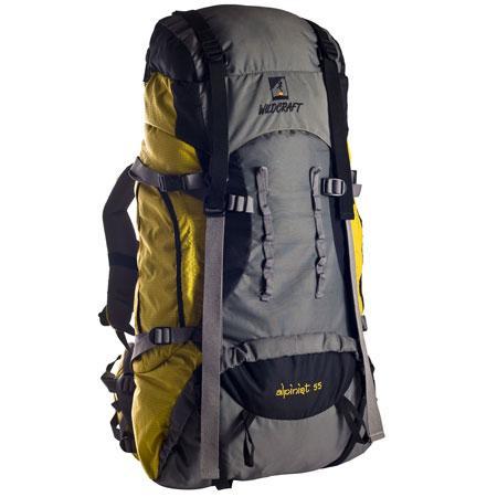 Wildcraft Alpinist Top Loading Rucksack 55