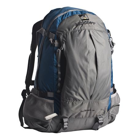Wildcraft Techpack Dual Compartment Front Loading Rucksack