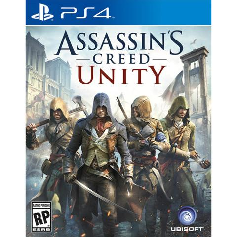 Assassin's Creed: Unity PLAYSTATION 4 GAME