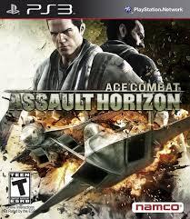 Ace Combat: Assault Horizon PLAYSTATION 3 GAME