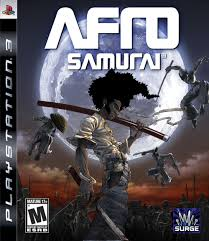 Afro Samurai PLAYSTATION 3 GAME