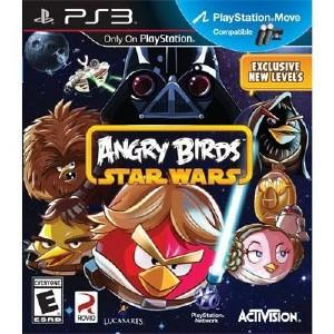 Angry Birds: Star Wars PLAYSTATION 3 GAME