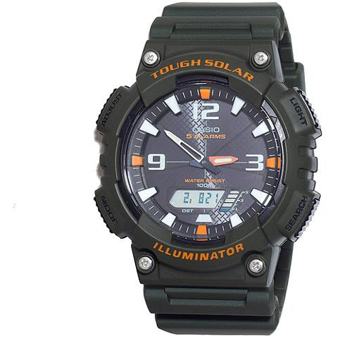 Casio AQS810W3AVCF Solar Sport Combination Watch