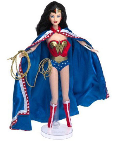 Barbie as Wonder Woman Doll