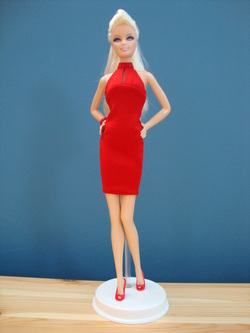 Barbie Basics Model No. 01 Collection RED