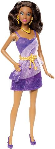 Barbie BGT11 So In Style S.I.S Grace Doll