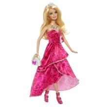 Barbie Birthday Princess Doll