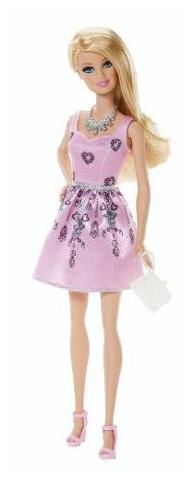 Barbie BLT10 Fashionistas Doll