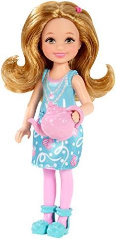 Barbie  Sisters Chelsea Friends Tea Party