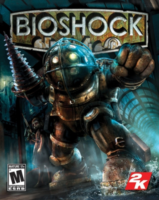 BioShock PC Game DVD