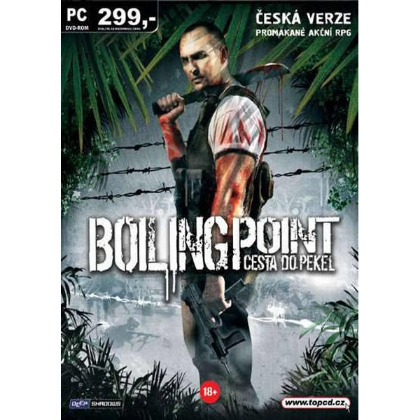 Boiling Point PC Game DVD
