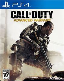Call of Duty: Advanced Warfare PLAYSTATION 4 GAME