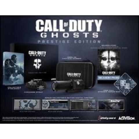 Call of Duty: Ghosts - Prestige Edition PLAYSTATION 4 GAME