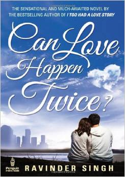 Can Love Happen Twice? Paperback
