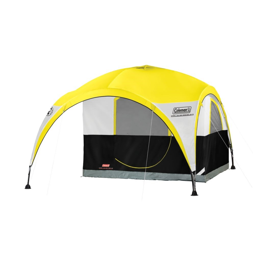 COLEMAN 2 FOR 1 ALL DAY DOME 2 CAMPING TENT