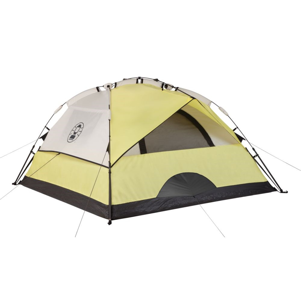 COLEMAN 3-PERSON INSTANT DOME CAMPING TENT