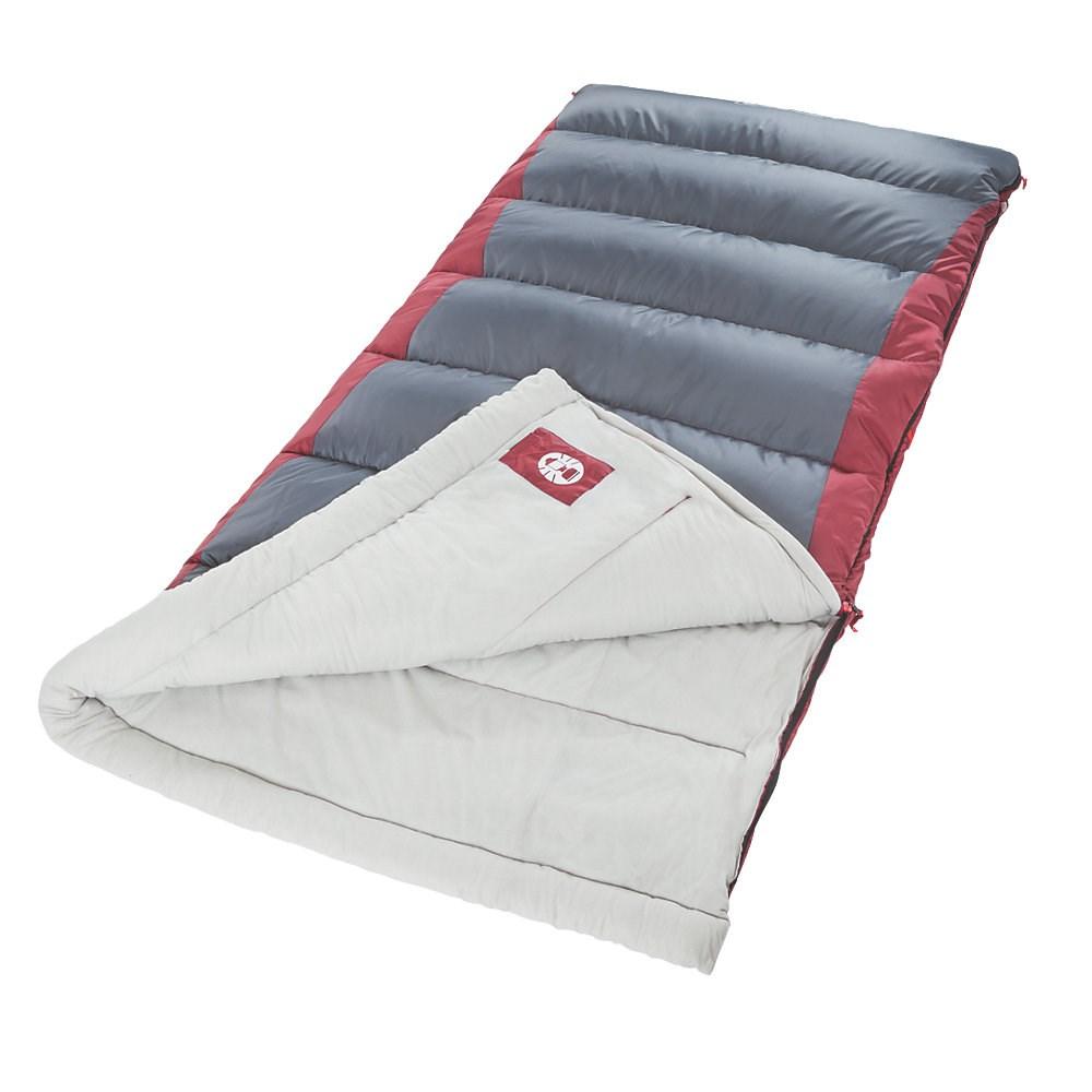 COLEMAN ASPEN MEADOWS BIG & TALL SLEEPING BAG