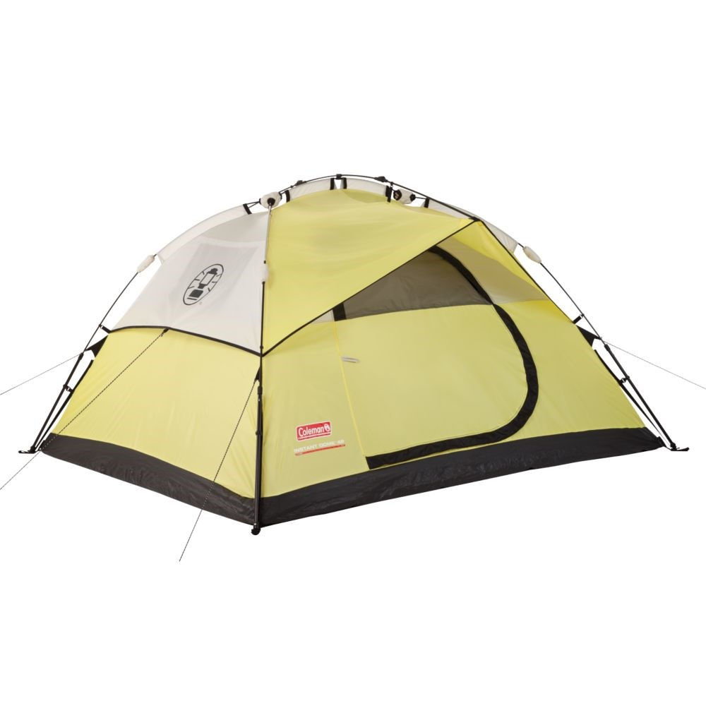 COLEMAN INSTANT DOME 4 CAMPING TENT