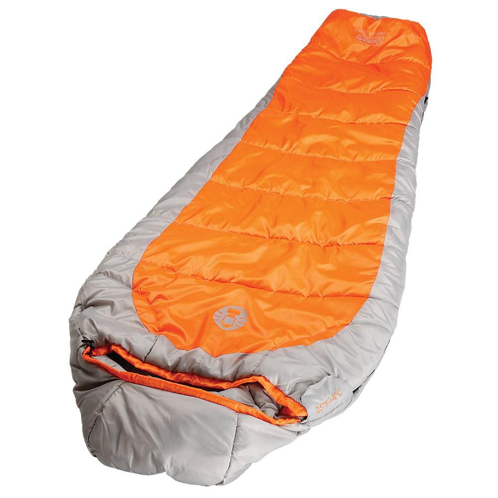 COLEMAN SILVERTON 150 ADULT MUMMY  SLEEPING BAG