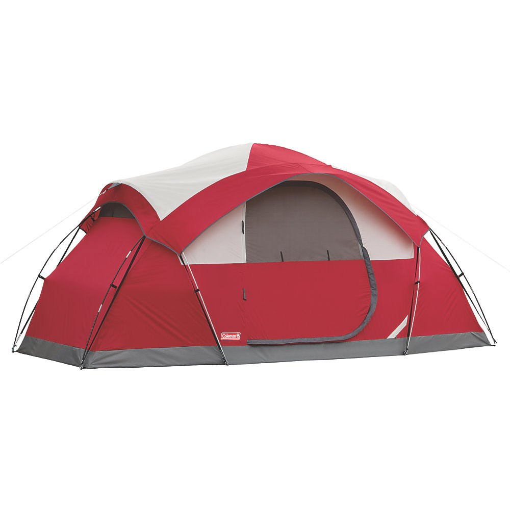 COLEMAN STOCKTON 8 PERSON CAMPING TENT
