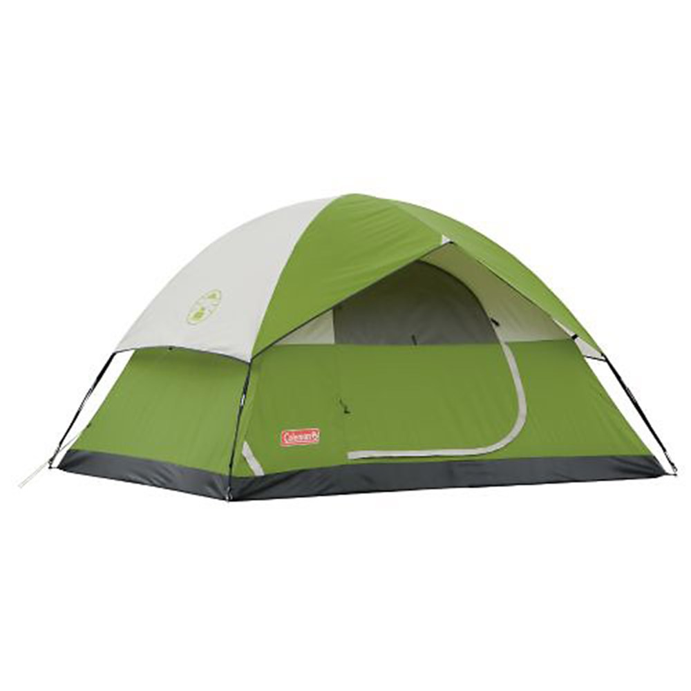 COLEMAN SUNDOME 4 CAMPING TENT