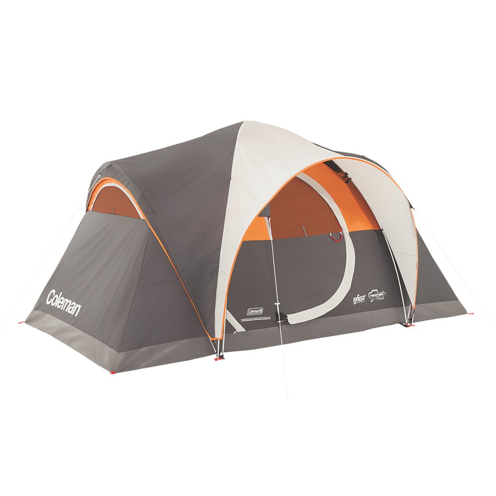 COLEMAN YARBOROUGH PASS 6P FAST PITCH CAMPING TENT