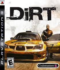 Dirt PLAYSTATION 3 GAME