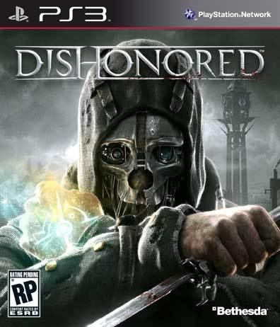 Dishonored PLAYSTATION 3 GAME