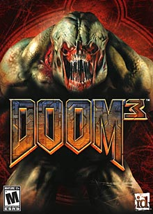 Doom 3 Mac Game DVD