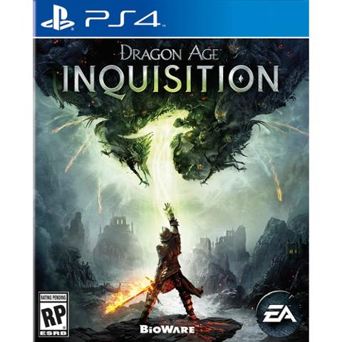 Dragon Age Inquisition PLAYSTATION 4 GAME