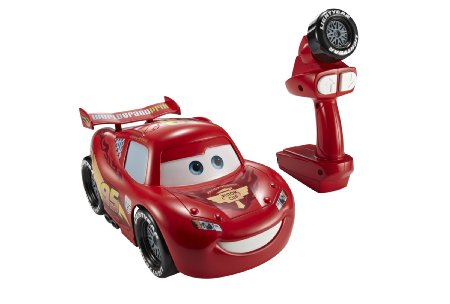 Cars 2 R/C EZ Drivers Lightning McQueen Vehicle RC Toys