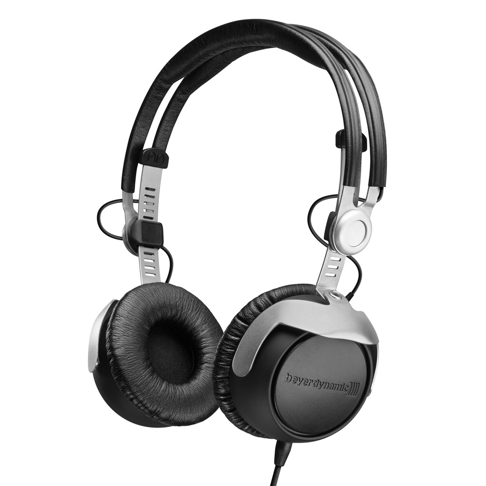 Beyerdynamic  DT1350  Closed  Supraaural Headphone