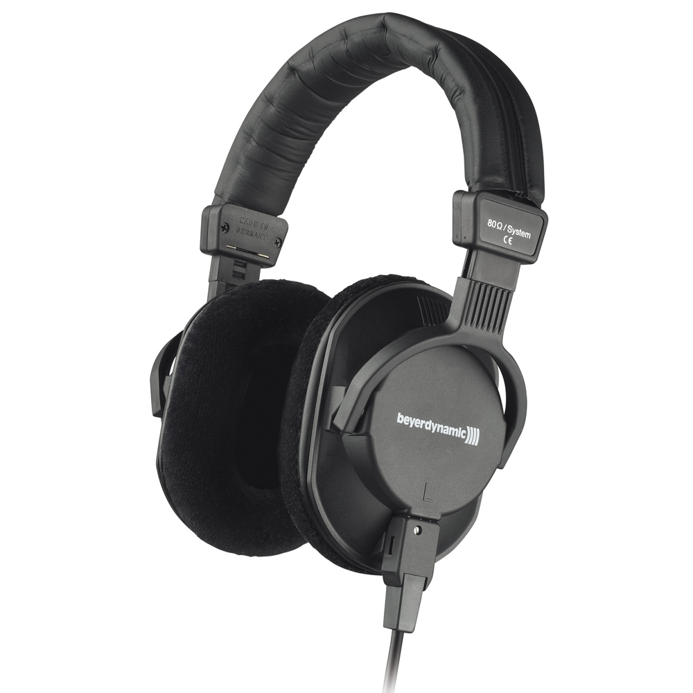 Beyerdynamic DT 250 250 OHM Closed Dynamic Headphone