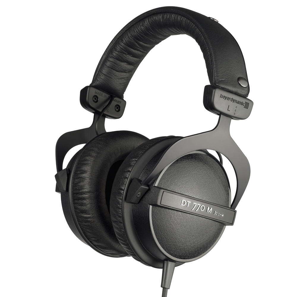 Beyerdynamic DT 770 M Closed Dynamic Headphone